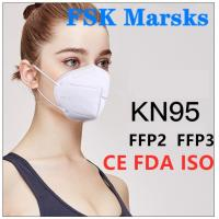 Quality N99 N95 KN95 Surgical Mask Foldable Design For Anti Pollution Bacteria And Viruses for sale