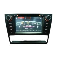 Quality 7 Inch Digital Radio Tuner Steering Wheel BMW Car DVD Player For BMW E90 / 91 / 92 / 93 ST-8706 for sale
