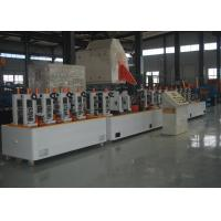 Quality Fully Automation Pipe Making Equipment , Durable ERW Tube Mill ISO9001 Listed for sale
