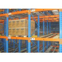 Quality Warehouse Shelve Storage Racking Customized Gravity Roller Pallet Flow Rack for sale