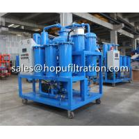 Quality TY Turbine Oil Filtration Plant,High Performance Vacuum Turbine Oil Regeneration System,Lube Oil Polishing system,degas for sale