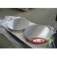 Quality Anodized Non Ferrous Pure Aluminium Circle 1070 1.0 1.2 1.5MM for sale