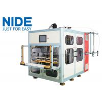 Quality 8 Working Station Stator Winding Machine Hight Efficiency For Air Condition Motor for sale