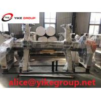 Quality High Performance Single Facer Corrugated Machine 1800mm Steam Heating For 2 Ply Cardboard for sale