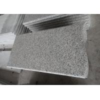 Quality Swan White G436 Polished Granite Tile Mid Grey Granite Stone for project for sale