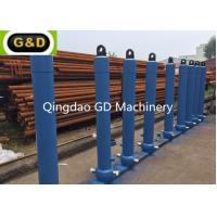 Quality Hard chrome Plated Telescopic Hydraulic Cylinders for dump trailer for sale