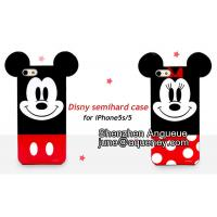 China TPU phone case Mickey & Minnie TPU mobile phone case for lovers on sale