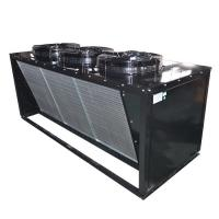 Quality Electric Defrost Air Cooled Chiller Condenser High Strength Safety Operation for sale