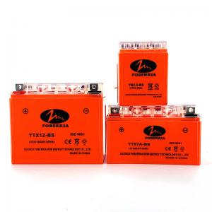 Quality YTX12BS Motorcycle Lead Acid Battery for sale