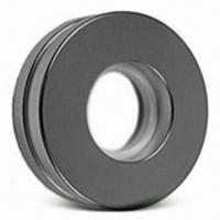 Quality NdFeB Ring Magnet with Nickel, Zinc, Gold Coating, Used in Printer and Switchboard, Neodymium Magnet for sale