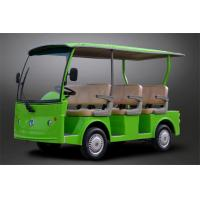 China Electric 8 Passenger Golf Cart  Sightseeing Bus With DC Motor For Club / Hotel on sale