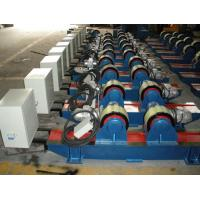 Conventional 10ton Tank Turning Rolls One Drive And One Idler In Cylinder Welding