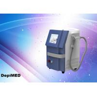 Quality SHR Diode Laser Hair Removal Machine  808nm Pain Free with LCD Monitor for sale