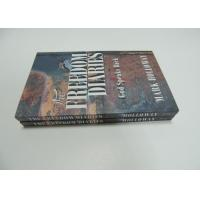 Quality Softcover Books Printing Service Sewn binding For Entertainment / Education for sale