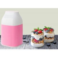Quality Pure Energy Efficient Non Electric Yogurt Maker Flavored Yogurt Making Machine for sale