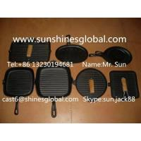 China Cast Iron Frying Pan/Cast Iron Skillet &Grill Pan/Cast Iron Camp Oven on sale