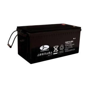 Quality 59.5kg 60A 1600A Lead Acid 12v 200ah Gel Battery For Street Light for sale