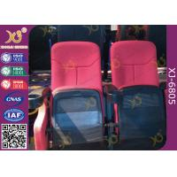 Buy Plastic Outer Frame Metal Frame Theater Hall Seating With Bottle Holder Fixed at wholesale prices