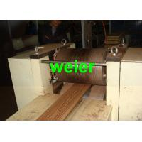 Quality Twin Screw WPC profile  Extrusion line  For Wood Plastic Composite Profiles make for sale