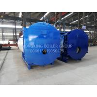 China Automatic Oil Fired Steam Boiler Industrial Low Pressure Hot Water Boiler on sale