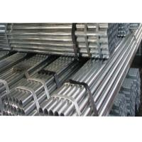 Quality Hollow Greenhouse Galvanized Pipe Fittings Customized Size Good Coating Toughness for sale