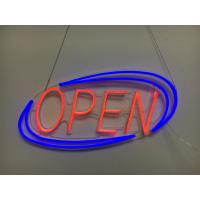 Buy cheap 12V DC Custom Outdoor Neon Signs , Led Neon Open Sign 50/60HZ 2 Years Warranty from wholesalers