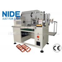 Buy cheap NIDE Stator Winding Machine Full-automatic copper coil winding machine for from wholesalers