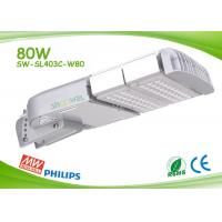 Quality Philips Chip Waterproof Led Street Lighting 120lm / W For Highway for sale