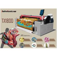 Quality 4 Colors Reactive Sublimation Printing Machine 34.5sq.M Per Hour for sale