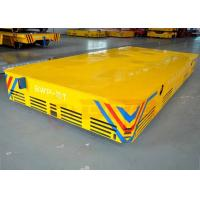 Quality large dimension plastic injection transfer cart on concrete floor for sale