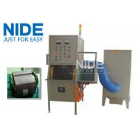 Buy 2 Poles stepping motor Stator slot Powder Coating And Recycling Machine at wholesale prices