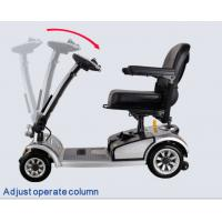 500W 48V Three Wheel Electric Mobility Scooter/3 Wheel Electric Scooter for Old Man 100-200kg 201-500W 6-8h 117*58*50