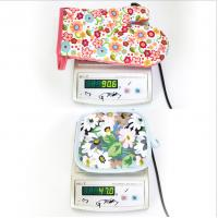 Quality Soft  Cotton Fabric Custom Oven Mitts , Long Oven Mitts With FDA Approved for sale