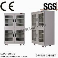 Quality Stainless Low Humidity Electronic Dry Cabinet , 85V - 265V LED Display for sale