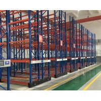 Quality Heavy Weight Commercial Pallet Rack , Warehouse Metal Pallet Racks Corrosion Protection for sale