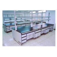 China Wood Island Dental Laboratory Benches ISO 5 / Class 100 Air Cleanliness on sale