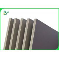 Quality 700*1000mm grey chipboard for boxes cardboard 1.2mm Thick recycled grey board for sale