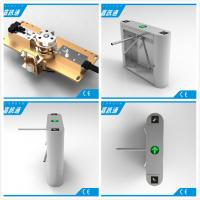 Quality Stainless Steel Tripod Electronic Turnstile Gates for Supermarket for sale
