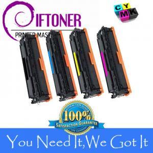 Quality HP 305A Color Toner CE410A CE411A CE412A CE413A Smart Print Toner Cartridges for sale