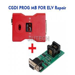 Buy cheap ELV Repair Adapter Car Diagnostics Scanner CGDI Prog MB Benz Key Programmer from wholesalers
