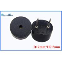Buy OEM Piezo Electric Transducer 5V Rated Current 3mA For Microwave Oven at wholesale prices