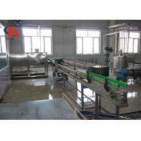 Quality Reliable Juice Production Line Bottle Diameter 28 - 120mm With Spring Type Washing Clipper for sale