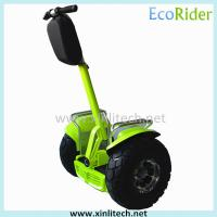 Quality Fashion Adult Electric Scooter 2000W 60V Free Standing Waterproof Rubber Ring for sale