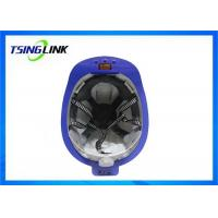 Quality ABS Electrical Intelligent Helmet System Wireless Video Transmission IP66 Protection for sale