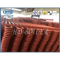 Quality Heat Exchanger U Bendings Boiler Economizer Hot Water Boiler Stack Economizer for sale