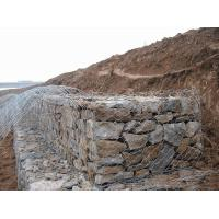 Quality Gabion Wire Mesh Decorative Gabion Baskets For Water / Soil Protection for sale