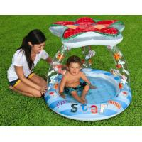 China Durable Portable Kids Inflatable Family Pool , Baby Swimming Pools on sale