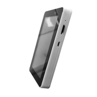 Quality Small Control Terminal Wall Mount Android Based 5 Inch POE No Button Touch Screen for sale