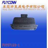 TYCO AMP 50 Pin Male Centronic IDC Connector For Ribbon RJ21 Cable