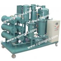 Quality ZJD-R Vacuum Hydraulic Oil Decolorization/Used Oil Regeneration Device for sale
